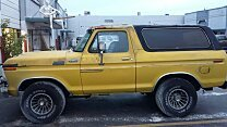 1978 Ford Bronco for sale 101016620