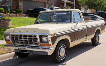1978 Ford F150 2WD Regular Cab for sale 101002567