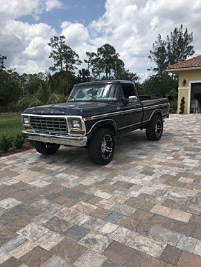 1978 Ford F150 for sale 101018067