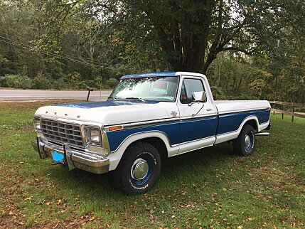 1978 Ford F150 2WD Regular Cab for sale 101044210