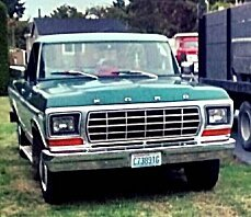 1978 Ford F250 for sale 100839649