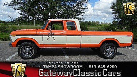 1978 Ford F250 for sale 100900098