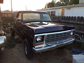 1978 Ford F250 for sale 100907091