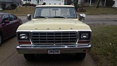 1978 Ford F250 for sale 100952709