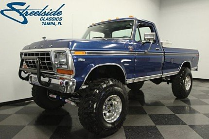 1978 Ford F250 for sale 100984652