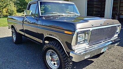 1978 Ford F250 4x4 Regular Cab for sale 101055651