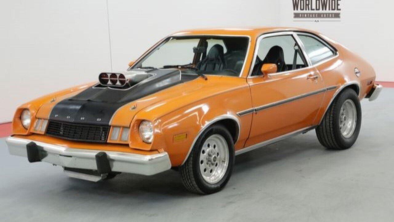 1978 Ford Pinto for sale near Denver, Colorado 80205 - Classics on ...