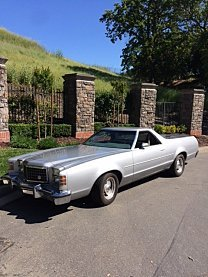 1978 Ford Ranchero for sale 100968615