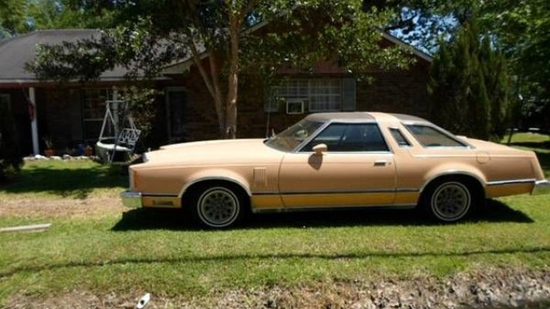 1978 Ford Thunderbird for sale 100872214