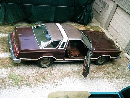 1978 Ford Thunderbird for sale 100829884
