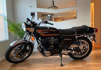 1978 Honda CB750 for sale 200636037
