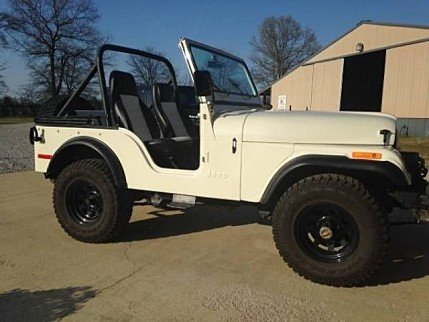 1978 Jeep CJ-5 for sale 100829219