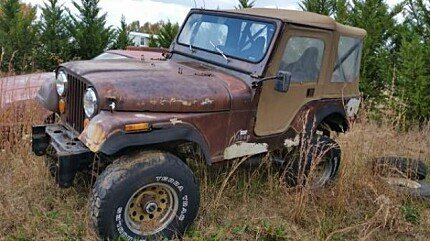 1978 Jeep CJ-5 for sale 100842141