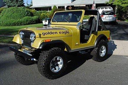 1978 Jeep CJ-5 for sale 100829431