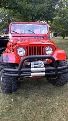 1978 Jeep CJ-5 for sale 100829708