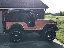 1978 Jeep CJ-5 for sale 100982229