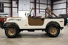 1978 Jeep CJ-7 for sale 100811638