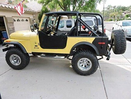 1978 Jeep CJ-7 for sale 100829784