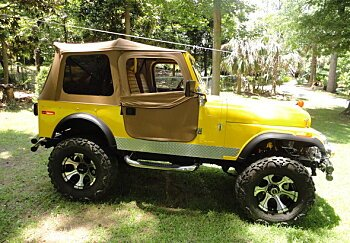 1978 Jeep CJ-7 for sale 100876294
