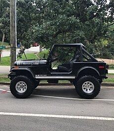 1978 Jeep CJ-7 for sale 100974315
