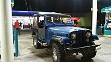 1978 Jeep CJ-7 for sale 100940539