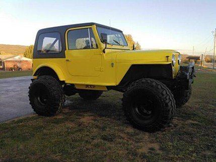 1978 Jeep CJ-7 for sale 100945358
