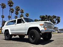 1978 Jeep Cherokee 4WD Chief 2-Door for sale 100904360