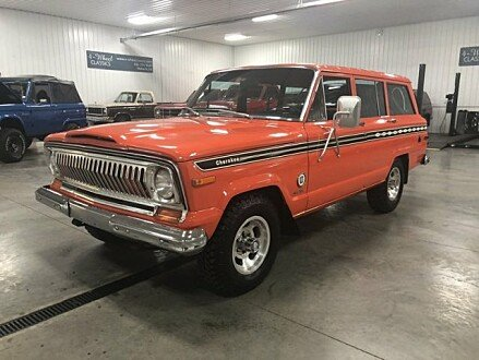 1978 Jeep Cherokee for sale 100998167
