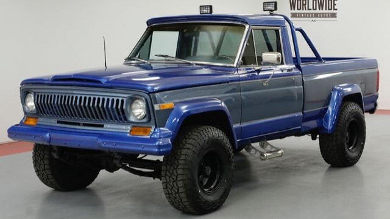 1978 jeep j10 for sale near denver colorado 80216 classics on 1978 jeep j10 for sale 101007141 publicscrutiny Image collections