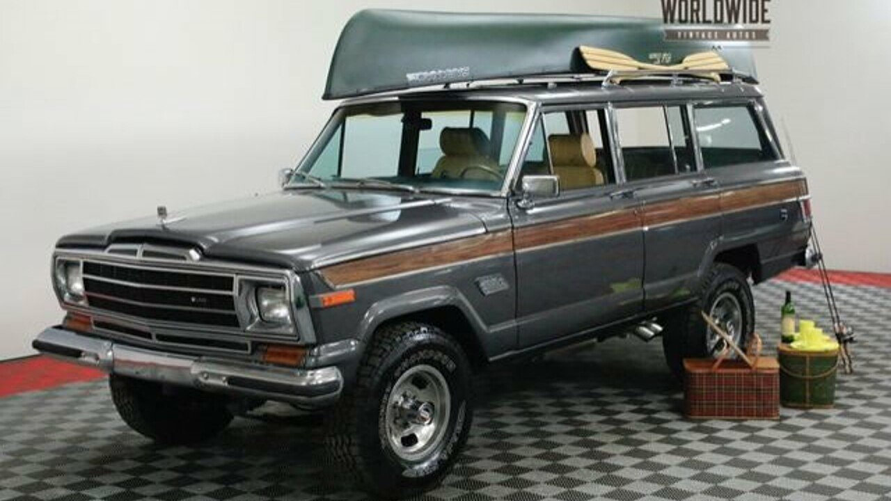 1978 Jeep Wagoneer for sale near Denver, Colorado 80205 - Classics ...