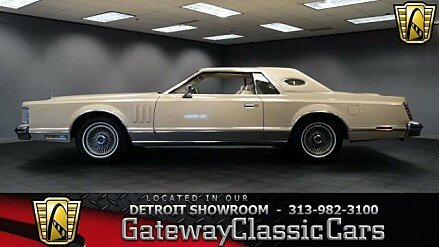 1978 Lincoln Continental for sale 100739087