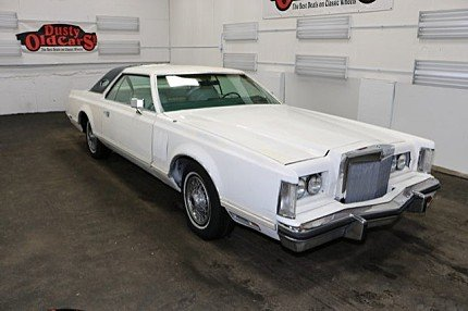 1978 Lincoln Continental for sale 100847275
