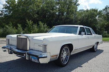 1978 Lincoln Continental for sale 101025740