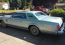 1978 Lincoln Continental for sale 100791658