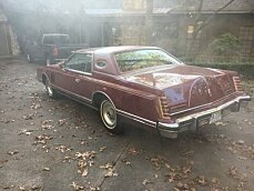 1978 Lincoln Continental for sale 100829885