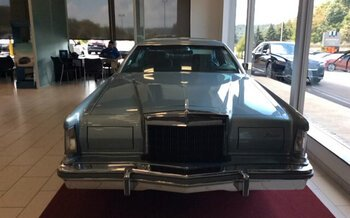 1978 Lincoln Continental for sale 100907959