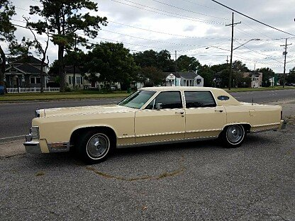 1978 Lincoln Continental for sale 100915578