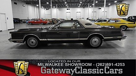 1978 Lincoln Continental for sale 100965513