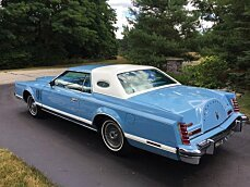 1978 Lincoln Continental for sale 101017933