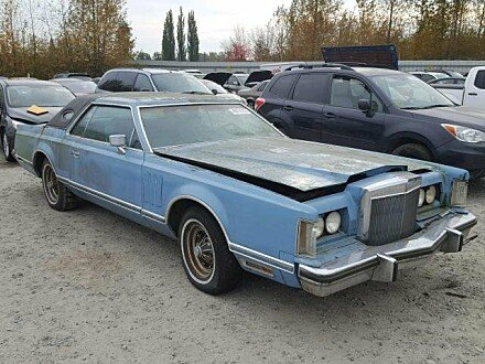 1978 Lincoln Continental for sale 101058867