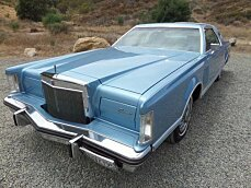 1978 Lincoln Mark V for sale 100784755