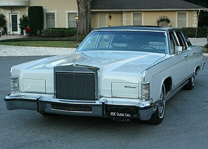 1978 Lincoln Other Lincoln Models for sale 100847911