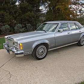 1978 Lincoln Versailles for sale 100819879
