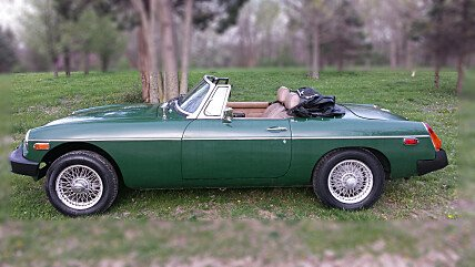 1978 MG MGB for sale 100758224