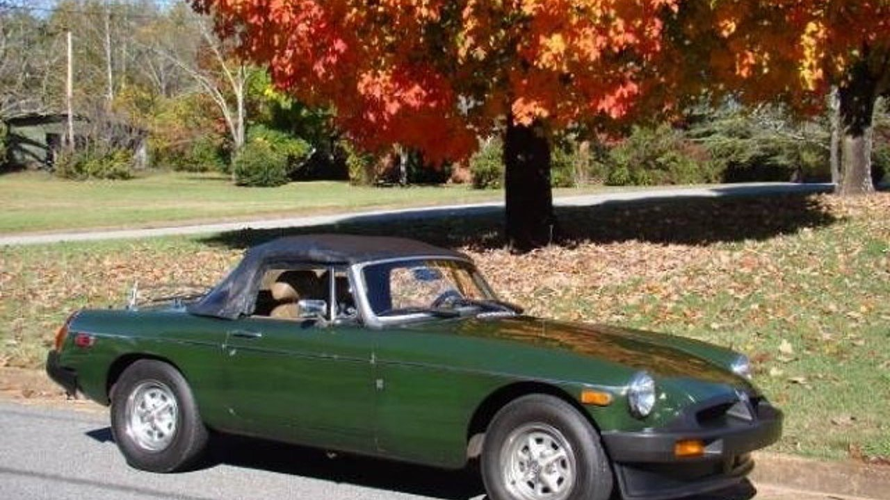 1978 MG MGB for sale 100829534