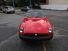 1978 MG MGB for sale 100875973