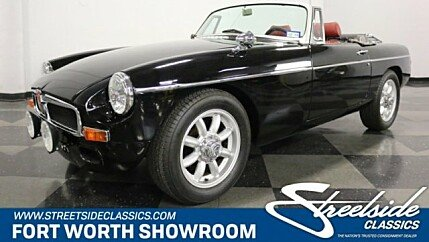 1978 MG MGB for sale 100982478