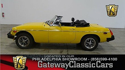 1978 MG MGB for sale 100991699