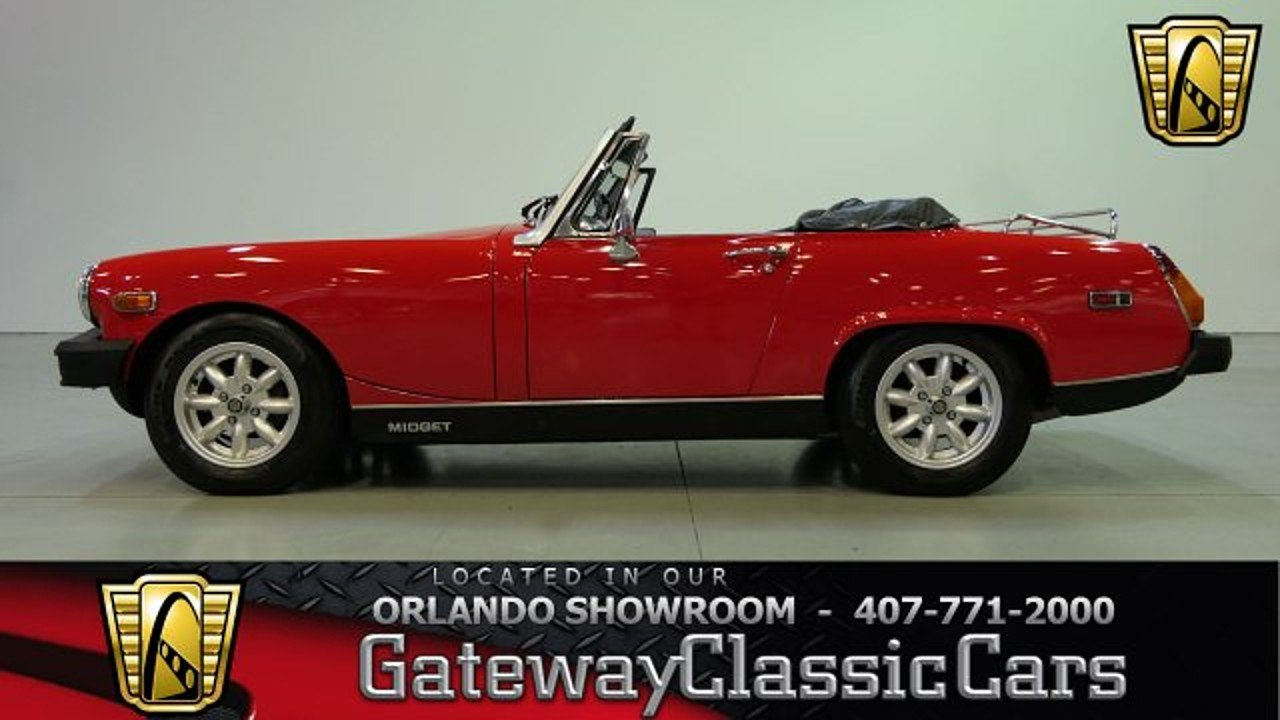 1978 MG Midget for sale 100984341