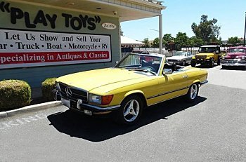 1978 Mercedes-Benz 280SL for sale 101005952
